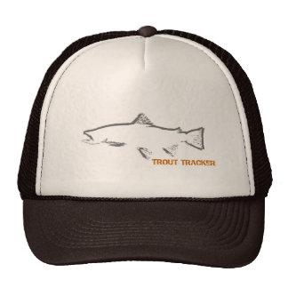 Trout Tracker Fishing Trucker Hat