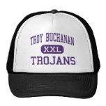 Troy Buchanan - Trojans - High - Troy Missouri Hats