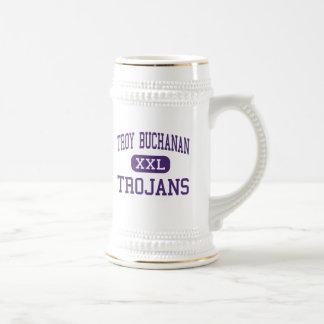 Troy Buchanan - Trojans - High - Troy Missouri Coffee Mugs