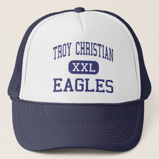 Troy Christian - Eagles - High School - Troy Ohio Cap