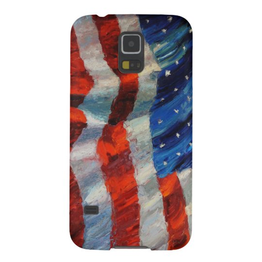 """Troy Collins """"Old Glory"""" Galaxy S5 Case"""