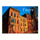 Troy (NY) Postcard