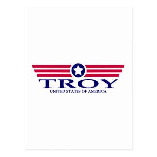 Troy NY Pride Postcard