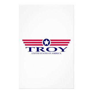 Troy NY Pride Stationery