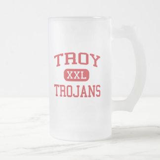 Troy - Trojans - High School - Troy Pennsylvania Mugs