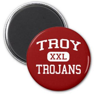 Troy - Trojans - Troy High School - Troy Montana Magnet