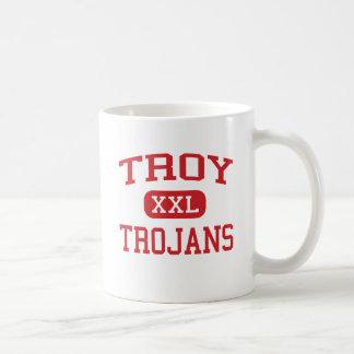 Troy - Trojans - Troy High School - Troy Ohio Coffee Mug