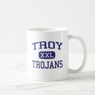 Troy Trojans Troy Middle School Troy Kansas Coffee Mug