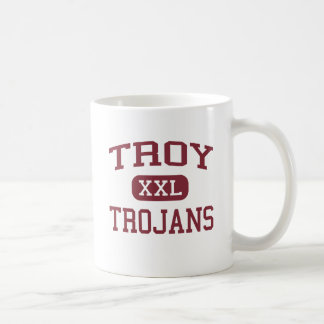 Troy - Trojans - Troy Middle School - Troy Texas Mugs