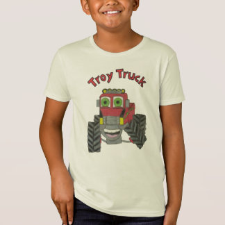 Troy Truck T-Shirt