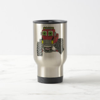 Troy Truck Travel Mug