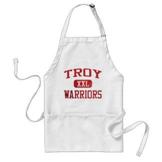 Troy Warriors Athletics Aprons