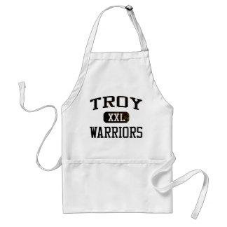 Troy Warriors Athletics Apron