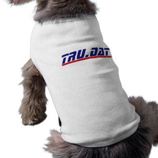 Tru Dat Sleeveless Dog Shirt