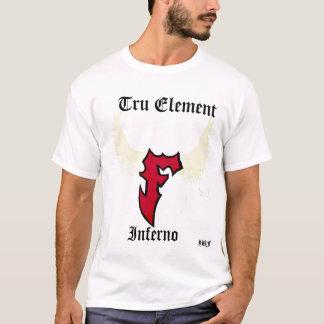 Tru Element, Inferno, IBF T-Shirt