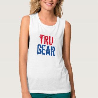Tru Gear Flowy Muscle Tank Top