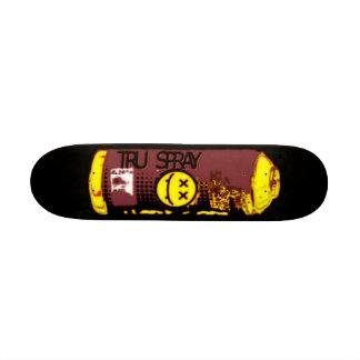 Tru spray 3 skate board