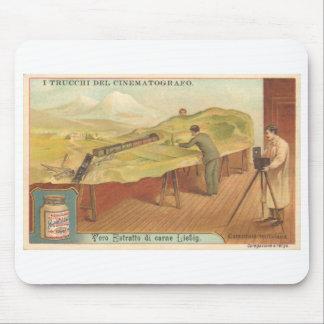 Trucchi del Cinematografo 1900 Mouse Pad