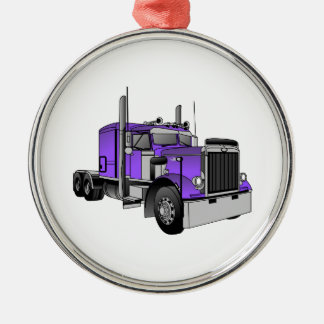 Truck 1 christmas ornament
