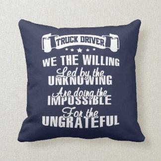 Truck Driver Cushion