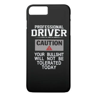 Truck Driver Safety iPhone 7 Plus Case