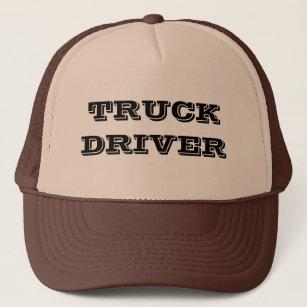 ff3a5f99 Truck Driver Hats & Caps   Zazzle UK