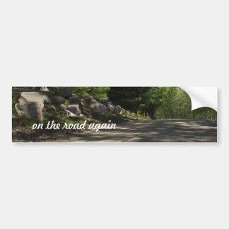 Truck Driver's Week-August Bumper Sticker