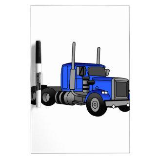 Truck Dry Erase Board