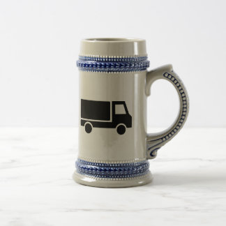 Truck Coffee Mugs