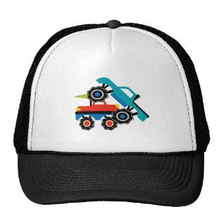 Truck Rally Cool Monster Trucks Shirts Cap