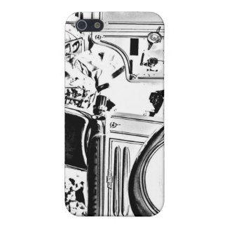 Truck Sketch iPhone 5 Cover
