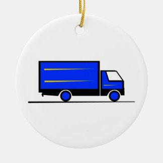 Truck - Truck (01) Christmas Ornament
