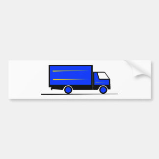 Truck - Truck Bumper Sticker