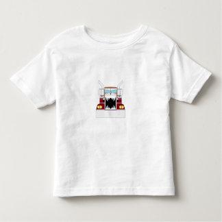 truck with teeth tshirt