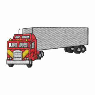Truck with trailer