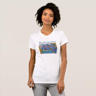 Truckee River Reno Nevada Christian Womens T-Shirt