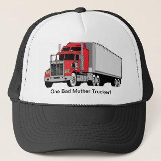 Trucker apparel trucker hat