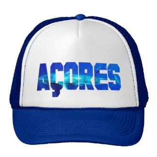 "Trucker CAP ""Açores """