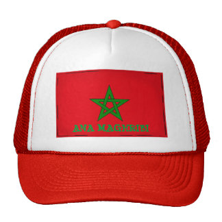 Trucker cap OFF morocco Hats