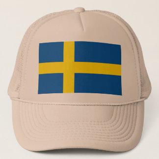 Trucker Cap - Sweden - Flag