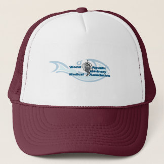 Trucker cap with WAVMA logo