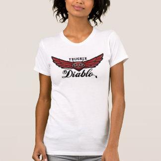 TRUCKER Diablo - Baby Girl Vest T Shirts