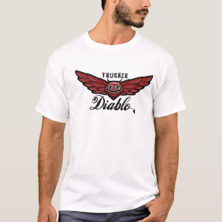 TRUCKER Diablo - T SHIRT