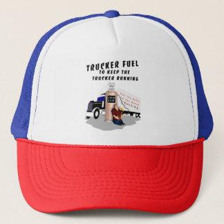 trucker fuel two trucker hat