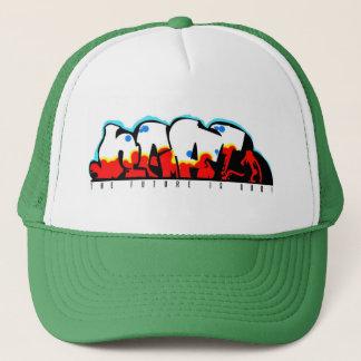Trucker Graffiti Caps