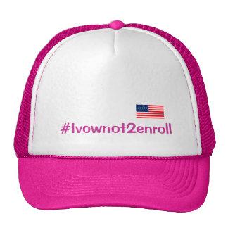 Trucker Hat - Bright Pink