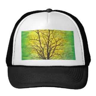 Trucker Hat - Green Tree