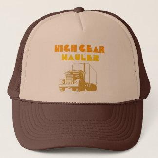 trucker hat high gear hauler