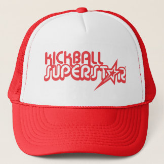 Trucker Hat - Kickball Superstar