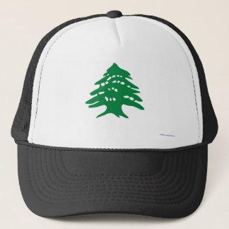 Trucker Hat - Lebanese Cedar